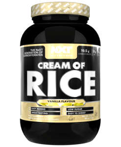 NXT Nutrition Cream of Rice