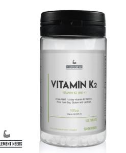 Supplement Needs Vitamin K2