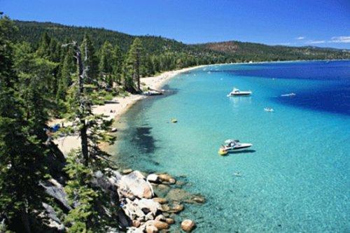 Lake Tahoe Rejuvenating Destinations