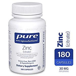 Pure-Encapsulations-Zinc-Best-Sleep-Supplements