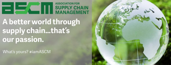 Association For Supply Chain Management ASCM - Much More Than a Re-Branding
