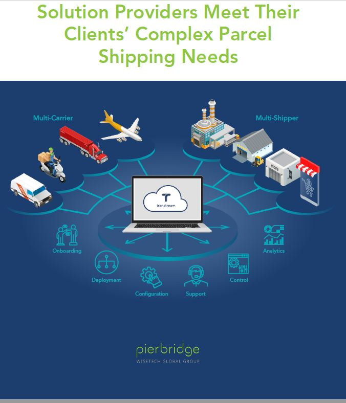 Multi-Shipper Management Tools Help Retail Fulfillment Solution Providers Meet Their Clients' Complex Parcel Shipping Needs