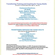 transition flyer to print