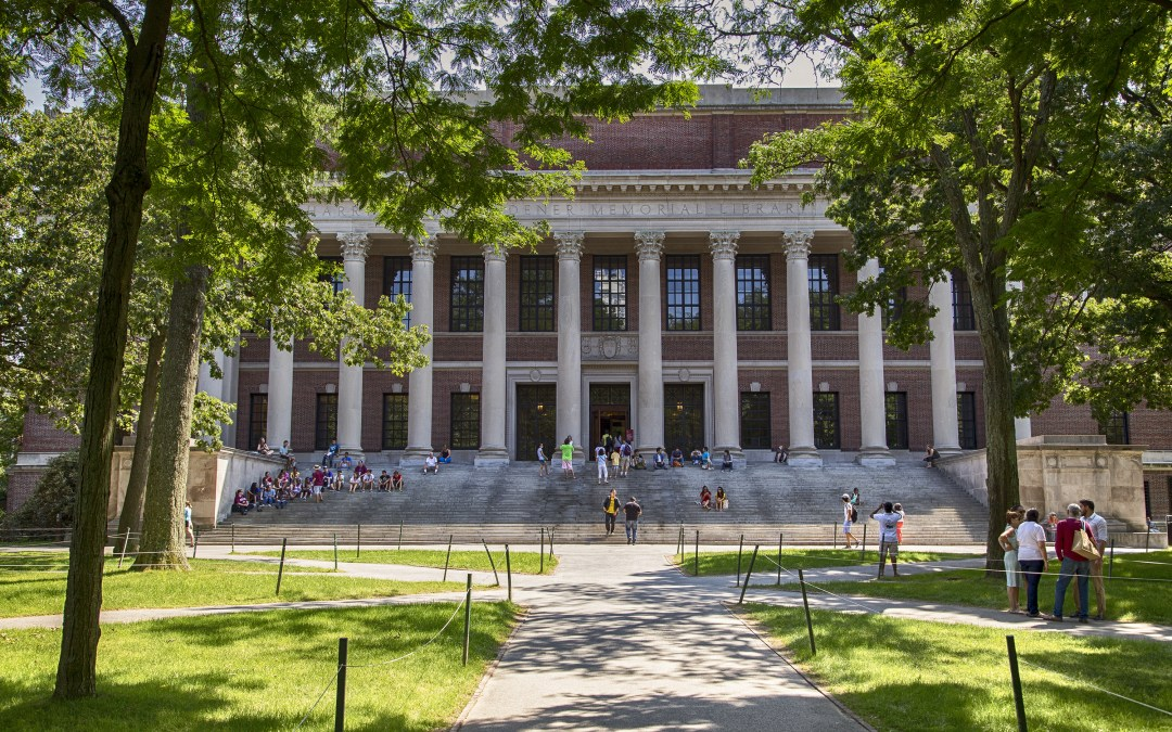 """Can Harvard Remain a Leader in the """"Pursuit of Knowledge in the World?"""""""