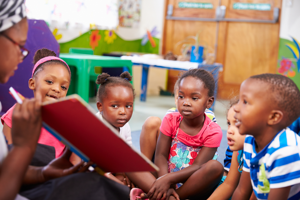 Some States Are Doing Preschool Very Well