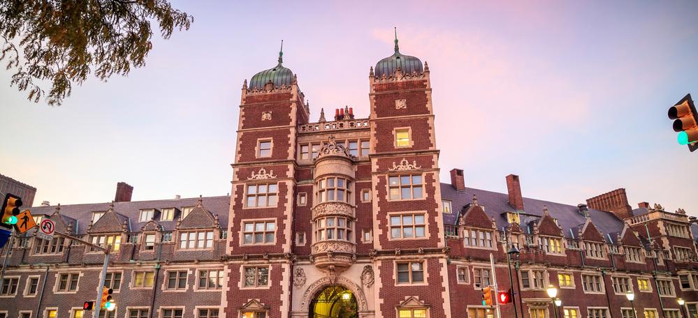 Wharton Grads Give Back to Their Alma Mater