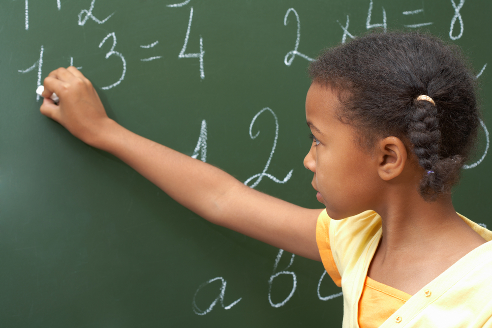 Exercise Helps Kids Learn Math