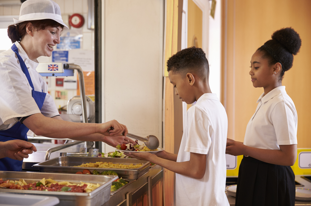 """After learning about """"lunch shaming,"""" parent Jeffrey Lew started a GoFundMe campaign to eliminate all school lunch debt in Seattle."""
