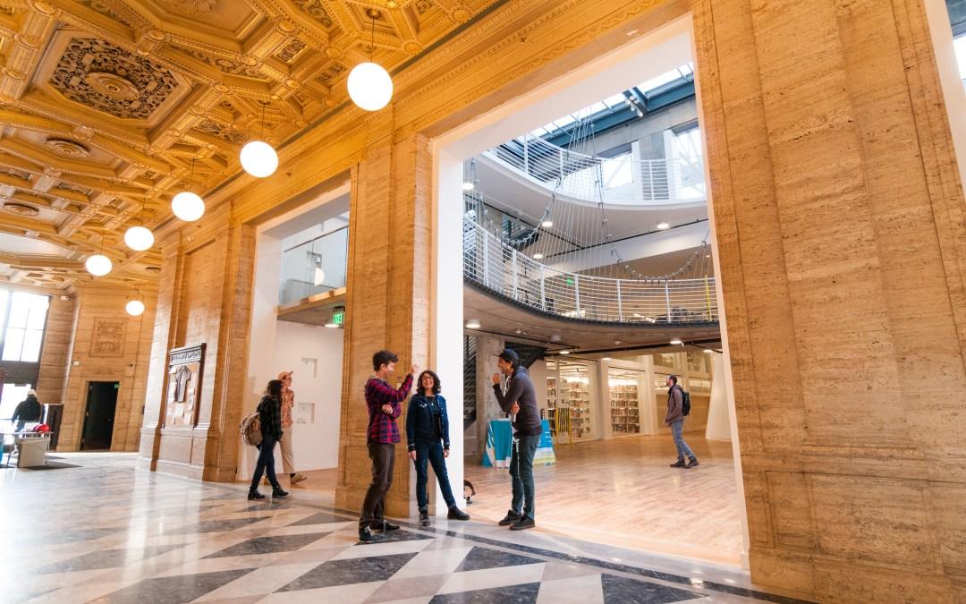 4 Awe-Inspiring Art School Campuses in the U.S.