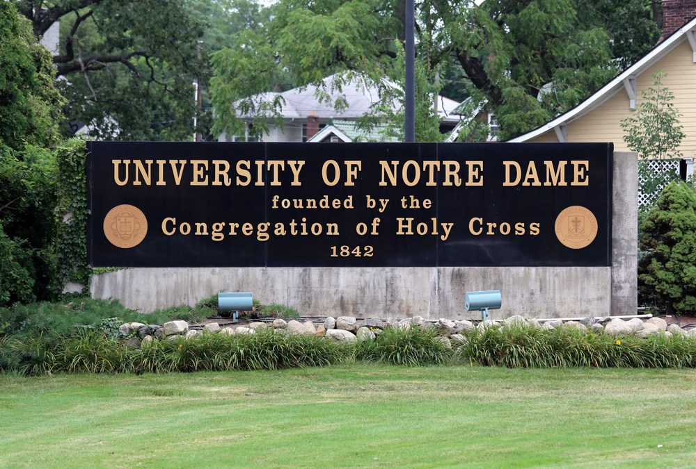 Notre Dame Student Relief Fundraiser Is a Huge Success