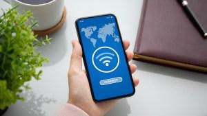 Gli smartphone saranno alimentati dal Wi-Fi @ Radio Web Supporto Marketing