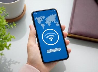 wifi-smartphone