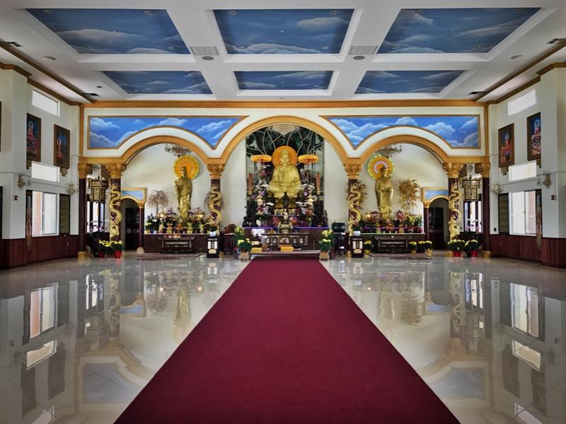 Thien Vien Chan Nguyen Buddhist Meditation Center In Adelanto, CA
