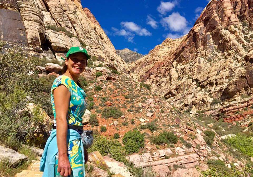 Day 14: Red Rock Canyon National Conservation Area & Kingman BLM