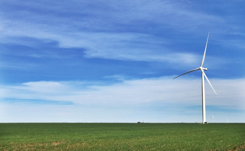 Capturing Wind Power In New Mexico