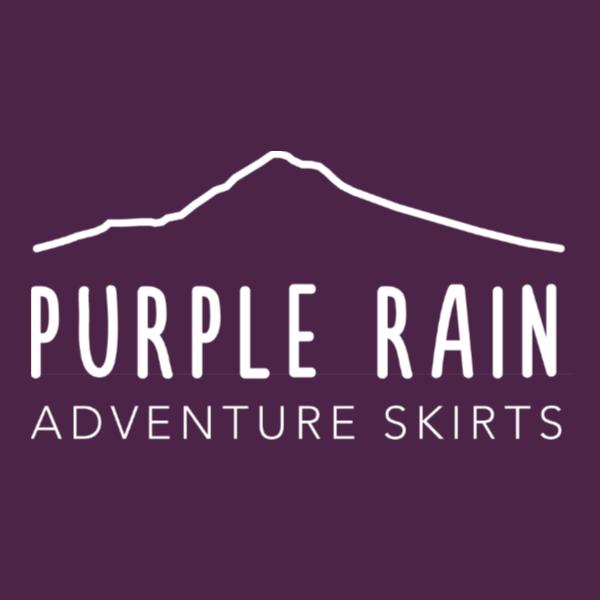 Purple Rain Adventure Skirts