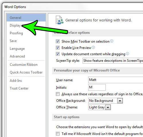 why aren't background colors printing in word