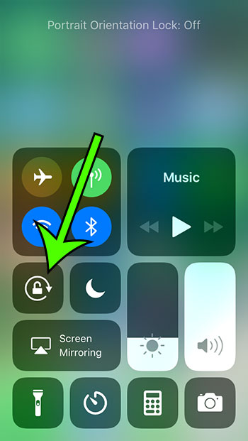 How to Rotate the Screen on an iPhone 7
