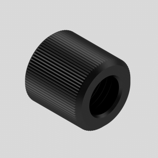 Suppressor thread adapter for firearms - Adaptateur & Silencieux
