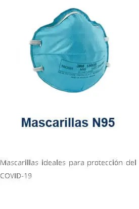 Mascarillas N95