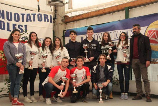 Atleti dei Campionati Italiani Giovanili