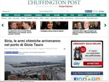 Small Fj Supratutto bacchetta l'Huffington Post