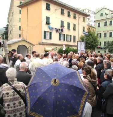 SmallF La cerimonia di inaugurazione