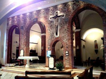 F La chiesa di San Pietro