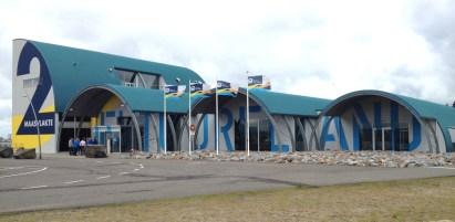 Il museo portuale di Maasvlakte 2