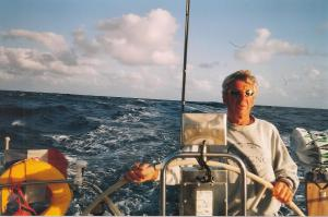 Careuxo attraversa l'Oceano Atlantico