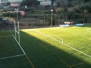 Il nuovo campo del Branega
