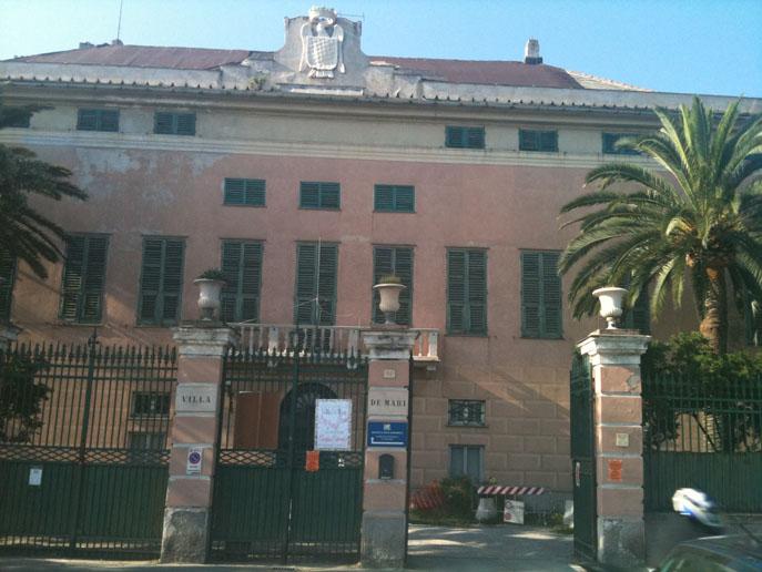 Villa De Mari