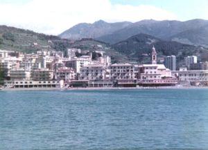 1975 Tramontana sul mare di Palmaro