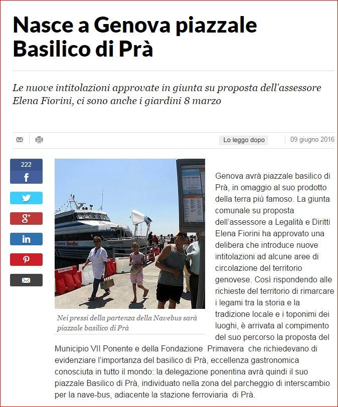 Da Repubblica -Genova