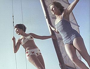 Bellezze Sovietiche al Mare