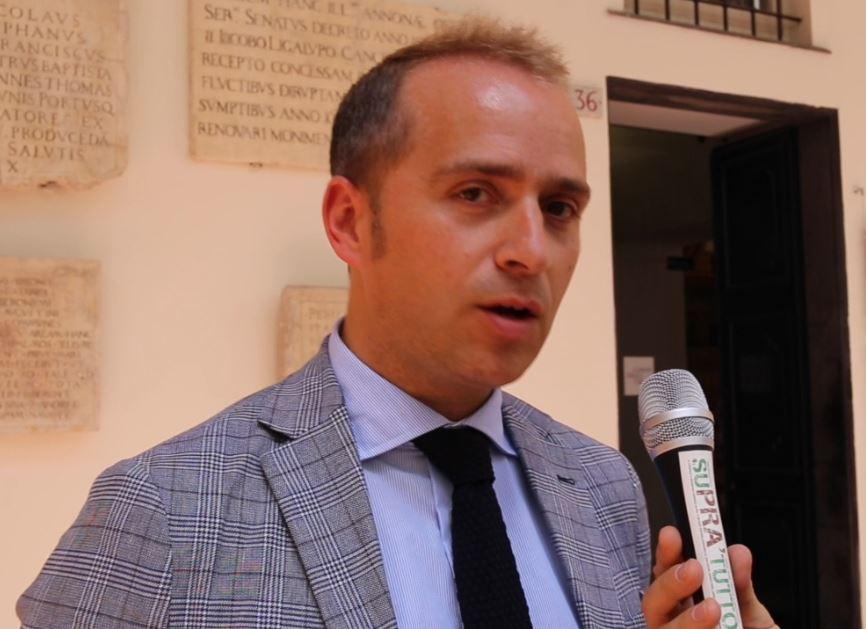Luca Pirondini intervistato da SuPra'Tutto