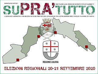 Logo Elezioni Regionali SuPra'tutto 2020 b
