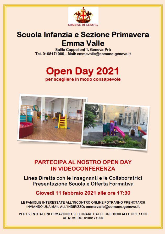 open day Capp