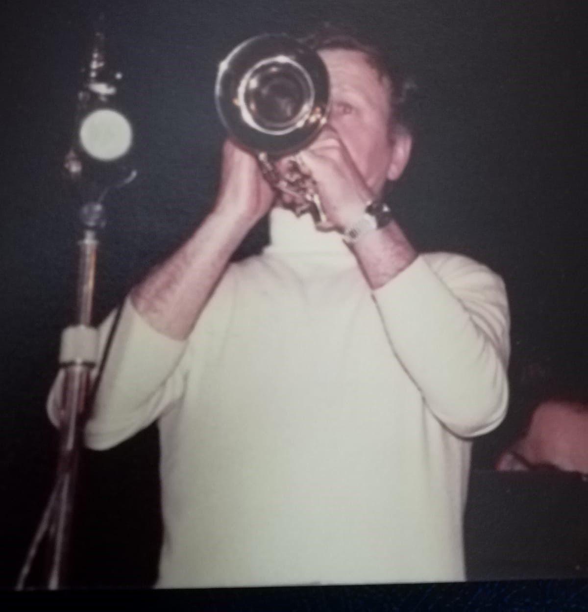 Enrico Barbazza trombettista solista