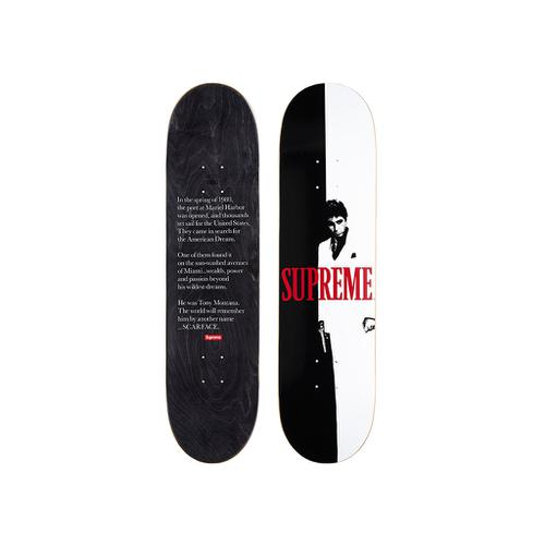 supreme scarface week 8 drop list