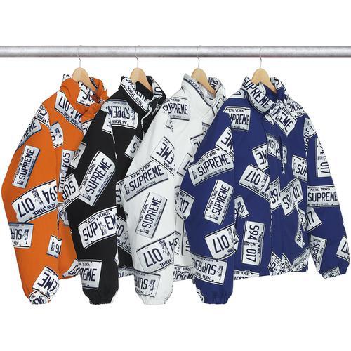 Supreme Box Logo Hooded Sweatshirt FW17