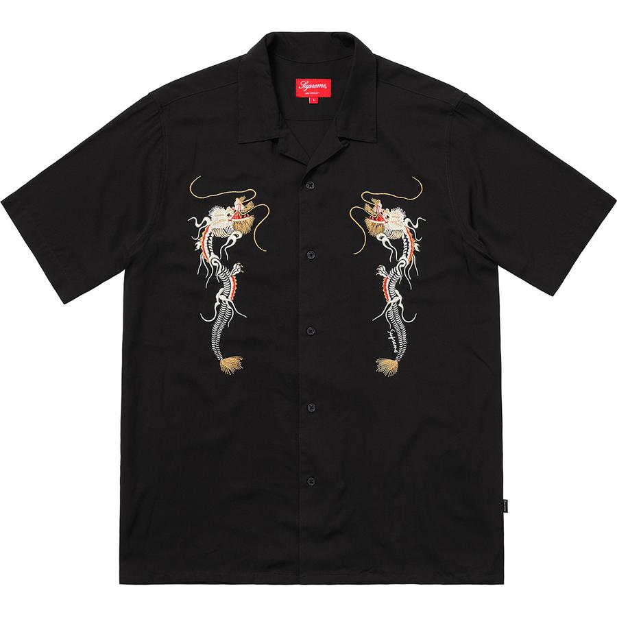 Dragon Rayon Shirt