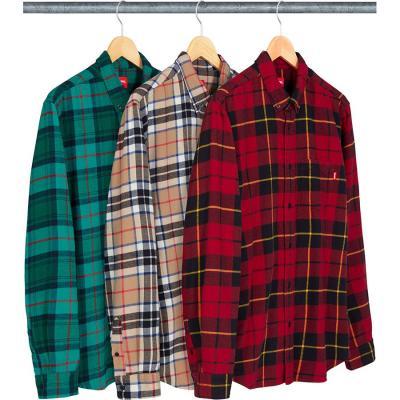Tartan L/S Flannel Shirt