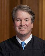 Brett M. Kavanaugh, Associate Justice