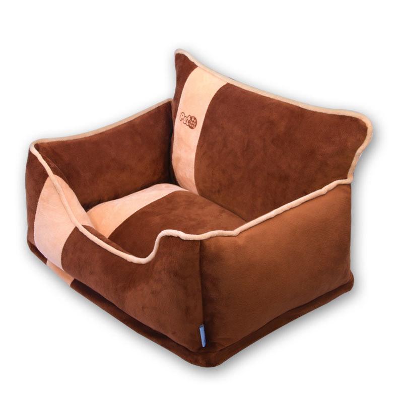 Plush Luxury Dog Bed