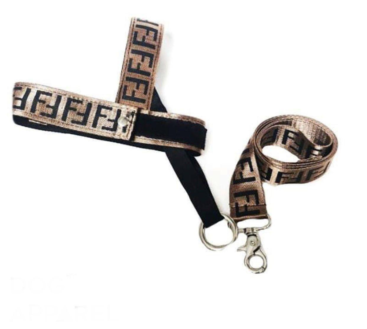 Fur Baby Dog Leash & Harness Set