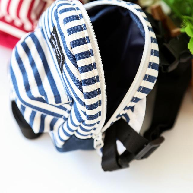 Hampton Striped Backpack