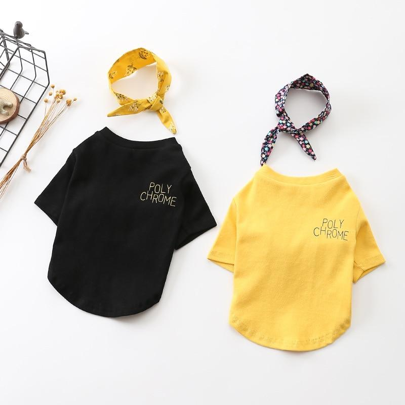 PC Tee x Bandana Set
