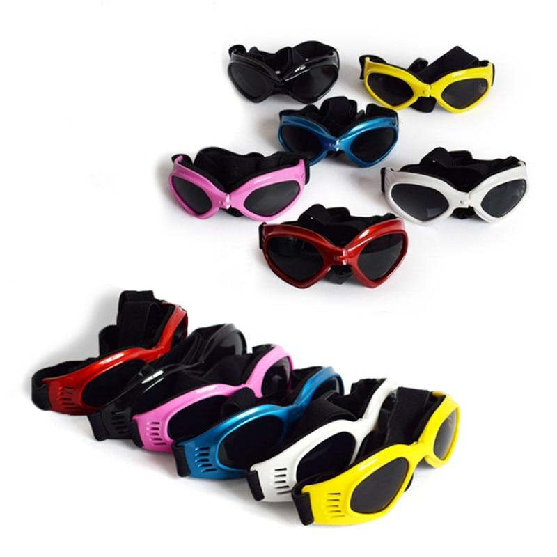 Modern Pupster Motorcycle Dog Goggles