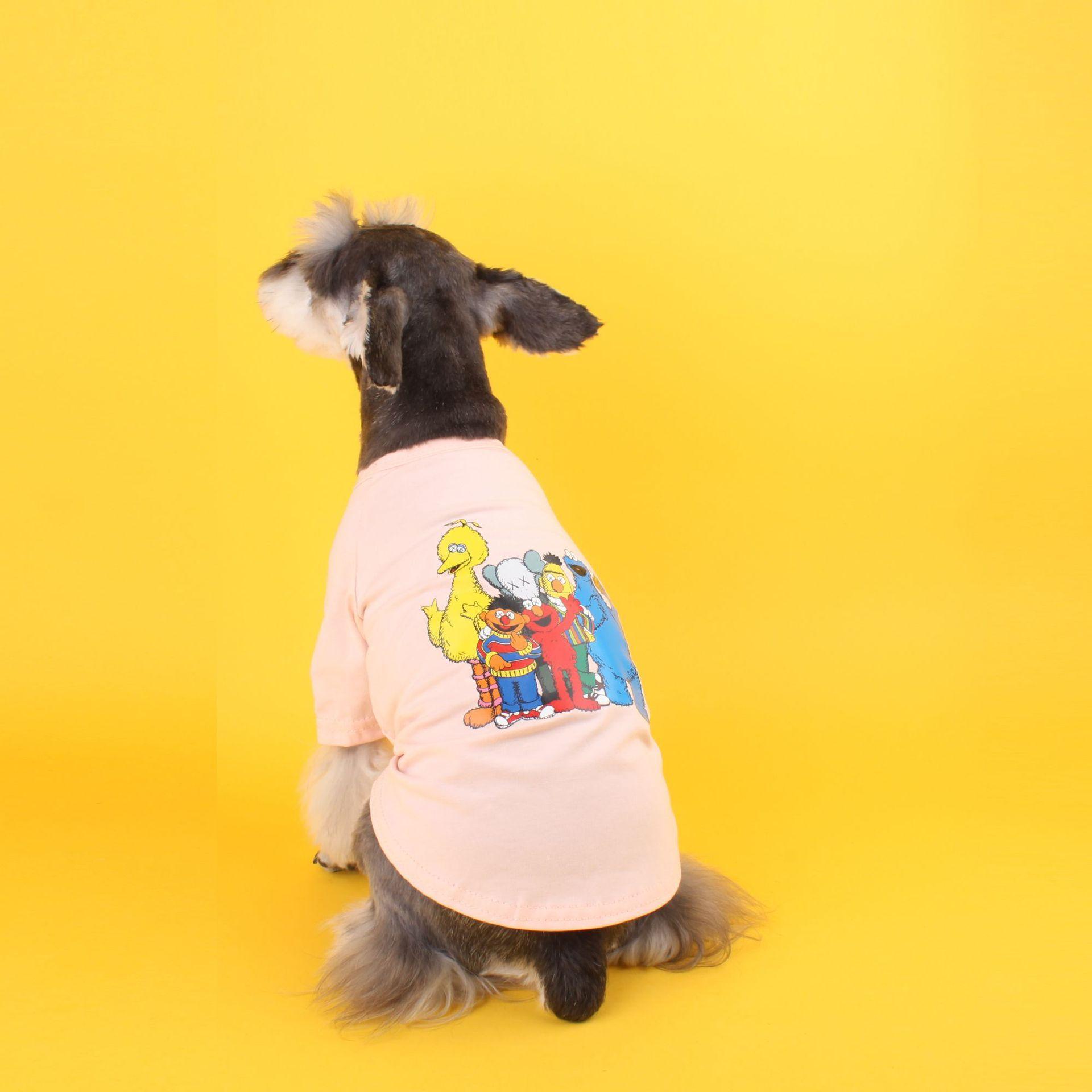 PAWS Sesame Edition Dog Tee
